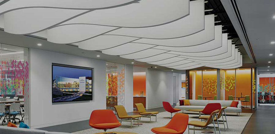 Image of specialty ceiling products sold by Clares